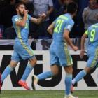 Казахстан отыгрался с 0:2 в матче против Польши