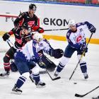 Дубль Бурдасова принес победу «Авангарду» над «Торпедо»