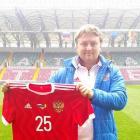 Сборная России выйдет в новой форме на матч против Румынии